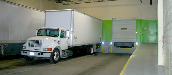 Chicago Cross Docking