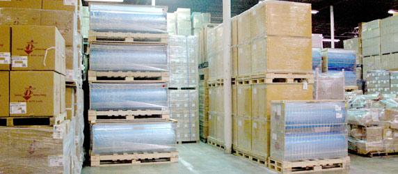 Chicago Specialty Warehouse Storage