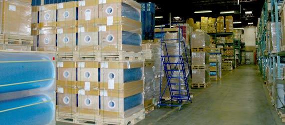 Public Warehousing Services